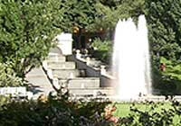 Fontaine im Körnerpark