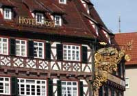 Hotel Post in Nagold
