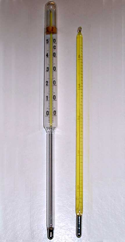 Bodenthermometer
