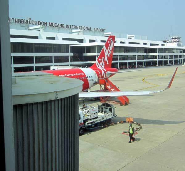 "Airport ""Don Mueang International"""