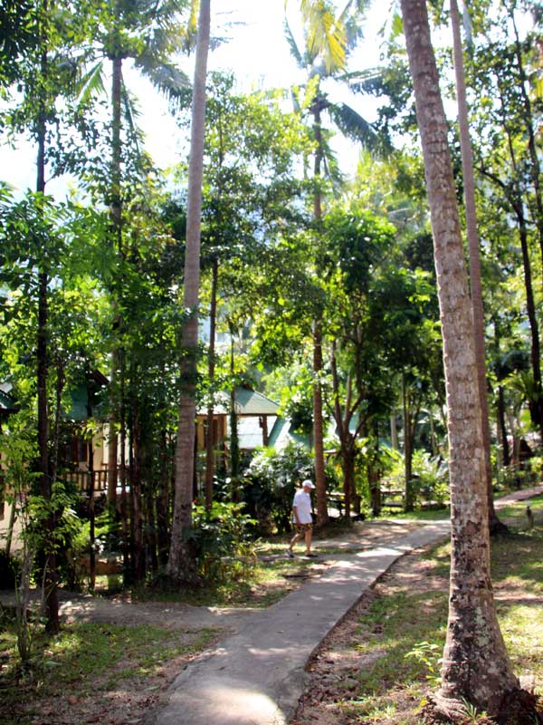 Bungalows im Aonang Garden Home Resort
