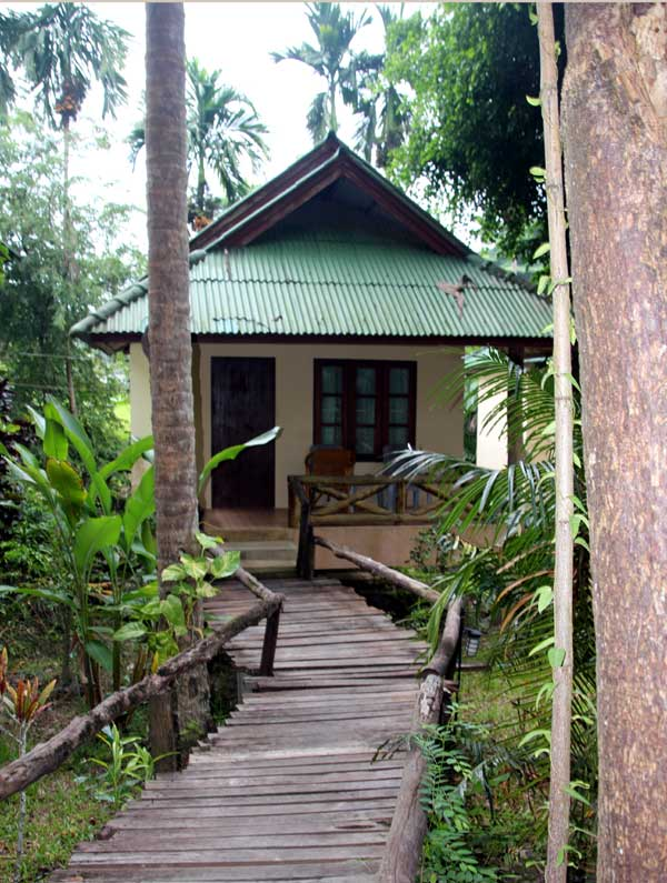 Bungalow im Aonang Garden Home Resort