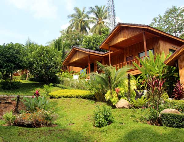 The Fisherman's Chalets - Bungalows