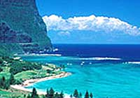 Lord Howe Islands